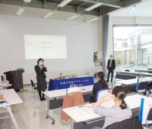 中高生インターンシップ(技術力体感プログラム)開催